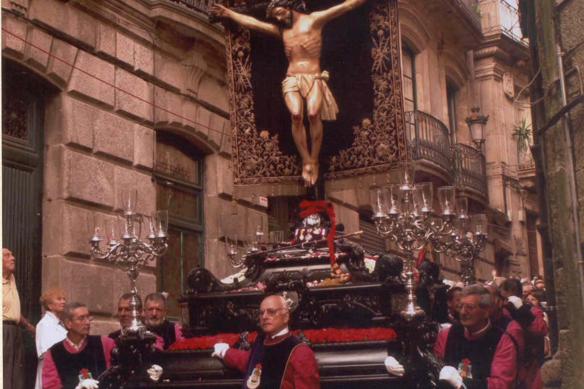 Procesión do Cristo da Victoria - slide 15