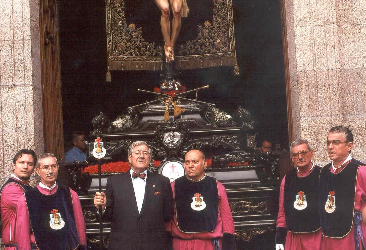 Procesión do Cristo da Victoria - slide 12