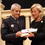 Policía Local Medalla da Cidade ano 2007