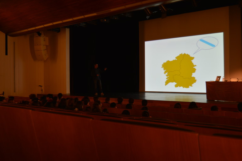 O galego, lingua de Galicia