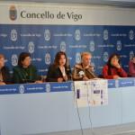 A concelleira Uxía Blanco presentou as actividades programadas.