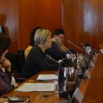 Intervención de Dona Toñi Lorenzo Rodríguez, da Asociación de Mulleres Dorna