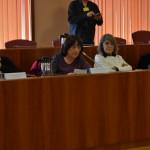 Intervención de Dona Luísa Ocampo Pereira, de Mulheres Nacionalistas Galegas