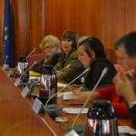 Intervención de Dona Raquel Doval Carregal, da Rede de Mulleres contra os Malos Tratos
