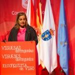 Lectura Bando  Presidenta Deputación de Pontevedra