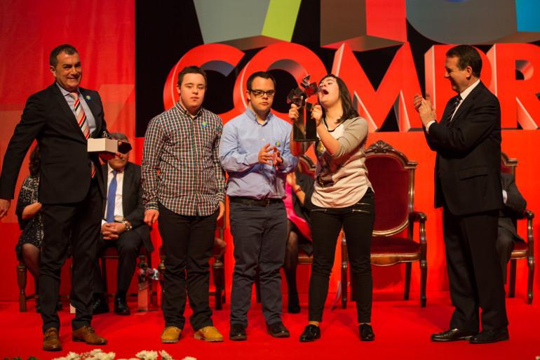Reconquista 2016, entrega dos galardóns ós Vigueses Distinguidos e Medalla da Cidade - slide 3