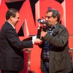 Xunta de Persoal área sanitaria de Vigo recolle o galardón Ángel Cameselle