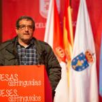Ángel Cameselle da Xunta de Persoal área sanitaria de Vigo