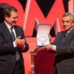 Conxemar,Medalla de Oro da Cidade, recolle o galardón José Luis Freire