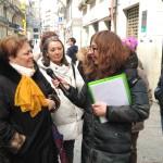Unha muller asistente foi paciente de Olimpia Valencia e aportou nova información sobre ela