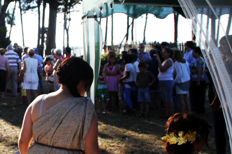 O Centro de Interpretación de Mirambel recrea a vida cotiá dos romanos - slide 7