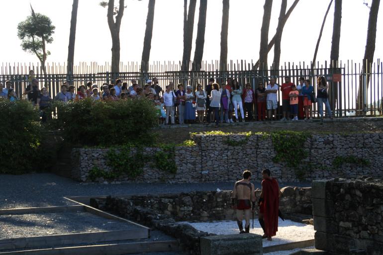 O Centro de Interpretación de Mirambel recrea a vida cotiá dos romanos - slide 9