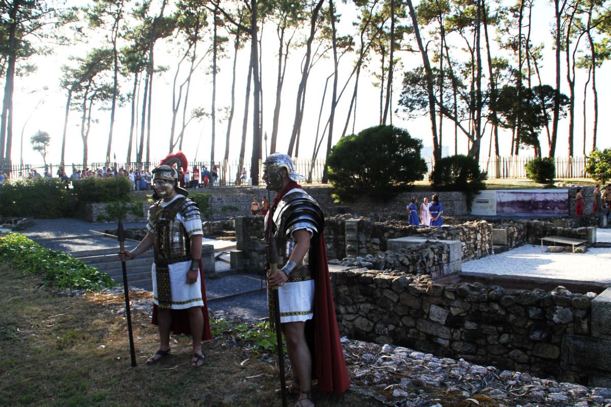 O Centro de Interpretación de Mirambel recrea a vida cotiá dos romanos - slide 3