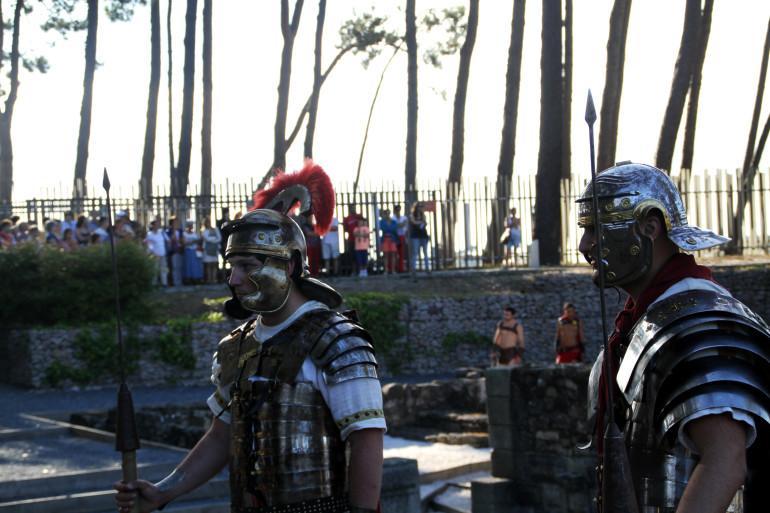O Centro de Interpretación de Mirambel recrea a vida cotiá dos romanos - slide 2