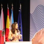 A cerimonia foi presentada pola periodista Paula Montes