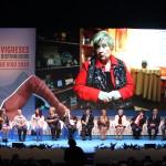 Discurso de Pitusa Insua, presidenta da Asociación de Amas de Casa Agarimo