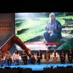 Discurso de Lourdes Castiñeira, presidenta de Montañeiros Celtas