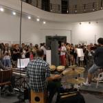 Casa das Artes, Noite Branca, 7 de agosto