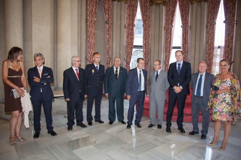 Reconquista 2015, entrega dos galardóns ós Vigueses Distinguidos e Medalla da Cidade - slide 16