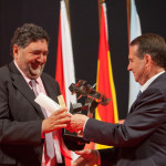 AFAGA recolle o galardón Juan Carlos Rodríguez Bernárdez