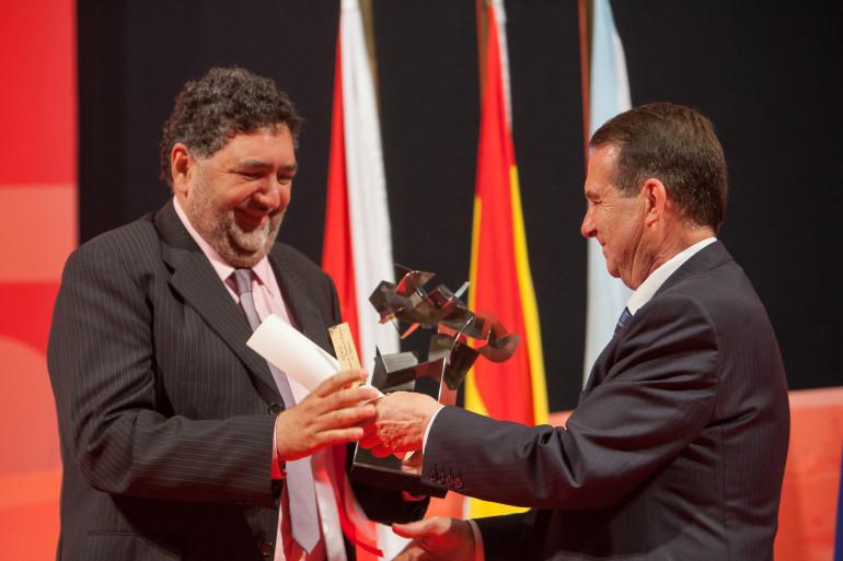 Reconquista 2015, entrega dos galardóns ós Vigueses Distinguidos e Medalla da Cidade - slide 7