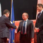D. Luciano Covelo e D. Yann Martin