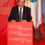 Intervención do  Alcalde de Vigo, Abel Caballero Álvarez