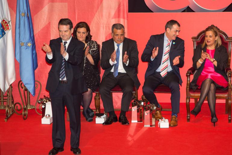 Reconquista 2016, entrega dos galardóns ós Vigueses Distinguidos e Medalla da Cidade - slide 5