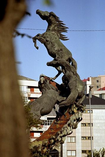 Monumentos emblemáticos da cidade - slide 1
