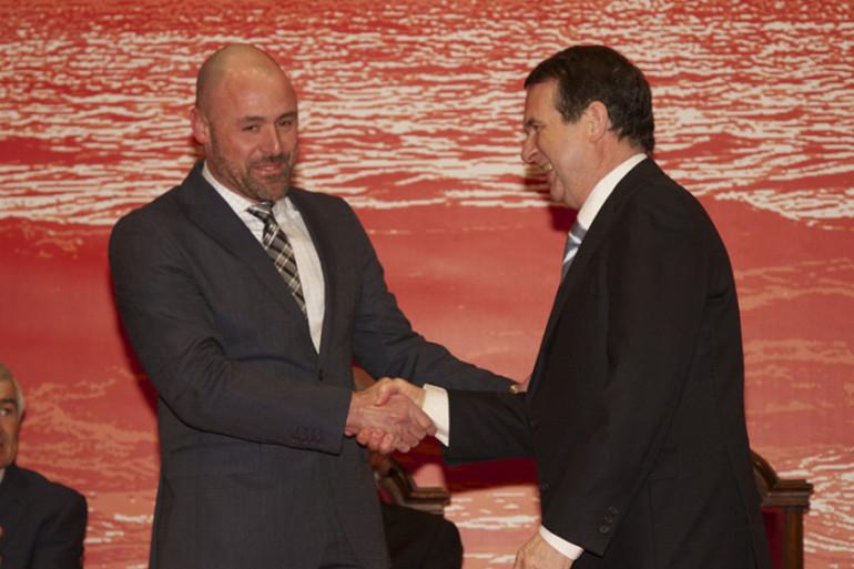 Reconquista 2014, Acto entrega de galardóns de Vigueses Distinguidos e Medalla da Cidade - slide 11