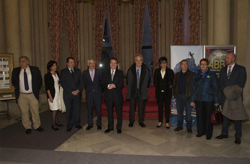 Reconquista 2014, Acto entrega de galardóns de Vigueses Distinguidos e Medalla da Cidade - slide 7