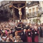 Procesión do Cristo da Victoria