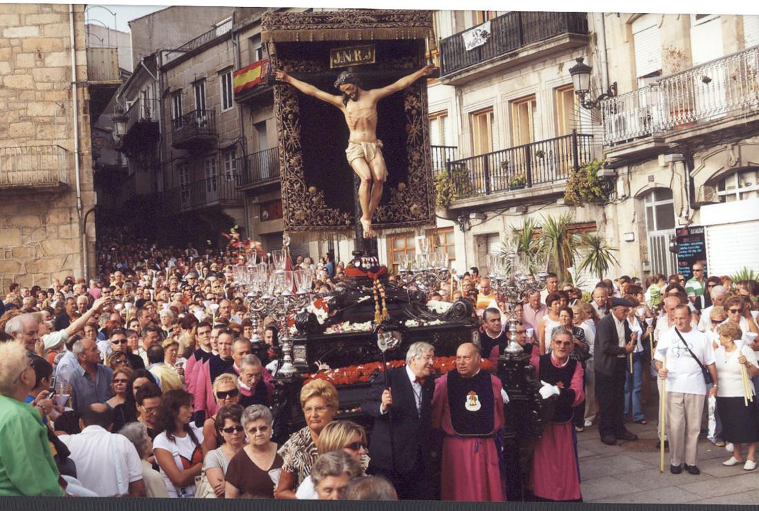 Procesión do Cristo da Victoria - slide 2