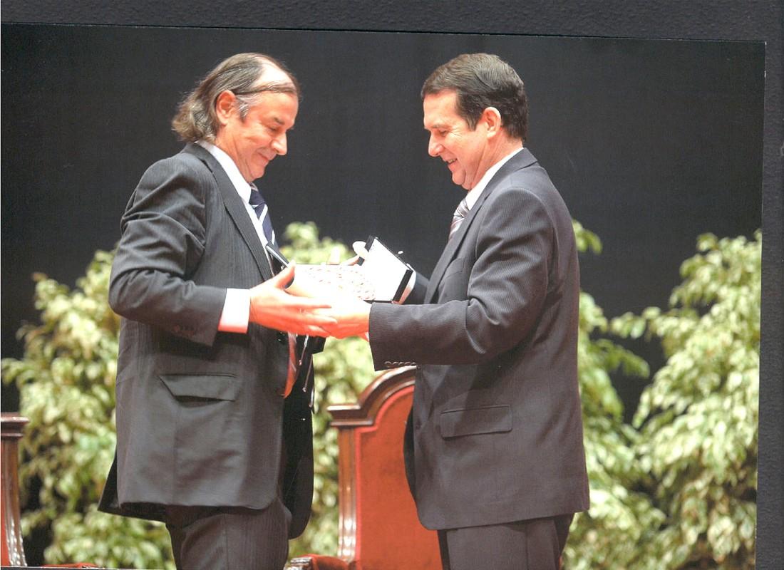 Reconquista 2009, nomeamento Vigueses Distinguidos e Medalla da Cidade - slide 10