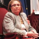 Ángeles Pazos (AECC) Medalla cidade de Vigo