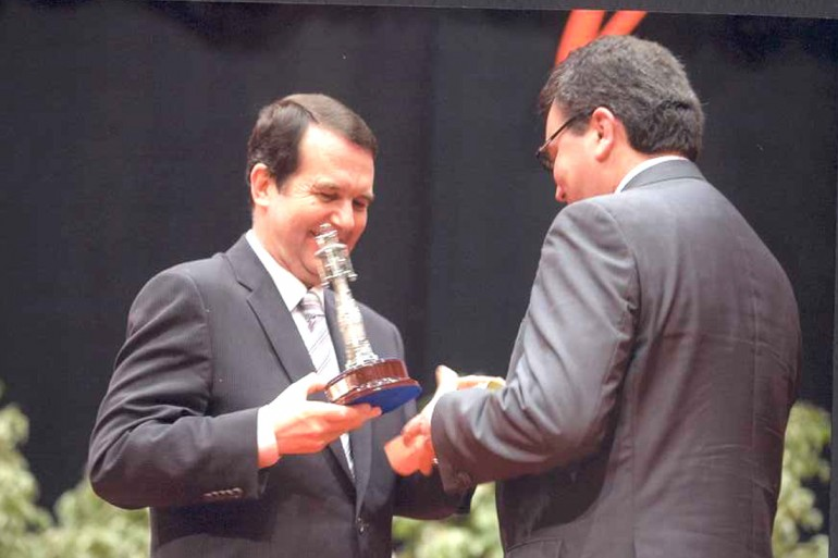 Reconquista 2009, nomeamento Vigueses Distinguidos e Medalla da Cidade - slide 16