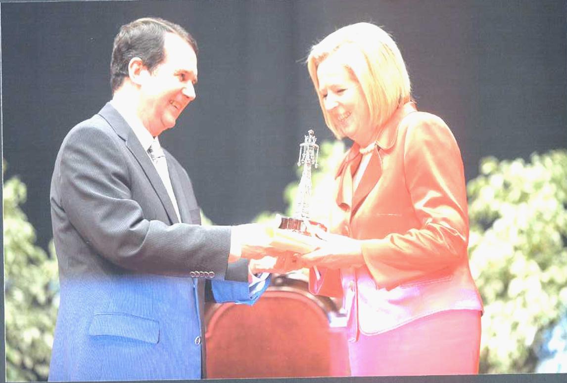 Reconquista 2009, nomeamento Vigueses Distinguidos e Medalla da Cidade - slide 15