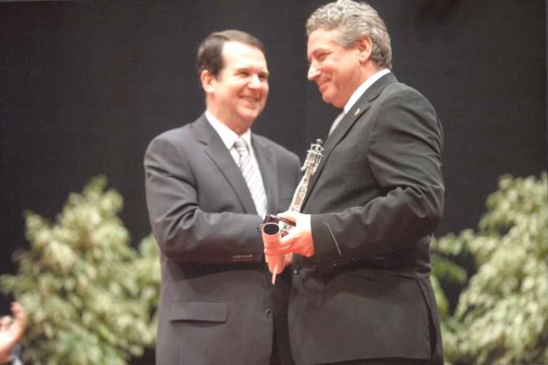 Reconquista 2009, nomeamento Vigueses Distinguidos e Medalla da Cidade - slide 14