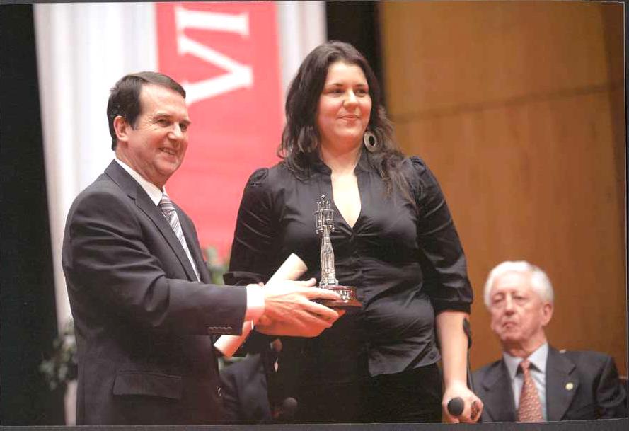 Reconquista 2009, nomeamento Vigueses Distinguidos e Medalla da Cidade - slide 13