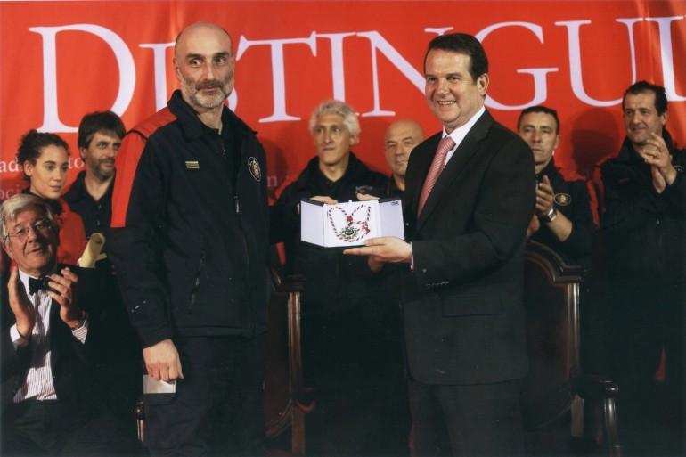 Reconquista 2009, nomeamento Vigueses Distinguidos e Medalla da Cidade - slide 2