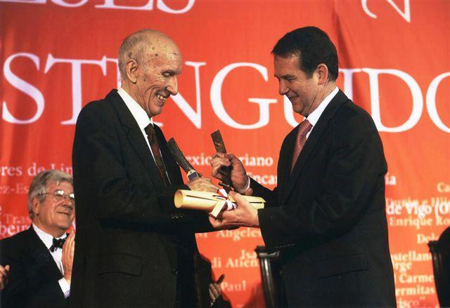 Reconquista 2009, nomeamento Vigueses Distinguidos e Medalla da Cidade - slide 18