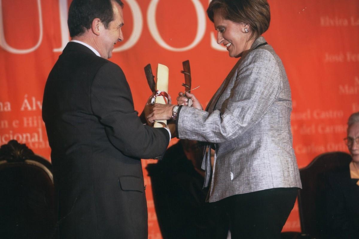 Reconquista 2009, nomeamento Vigueses Distinguidos e Medalla da Cidade - slide 9