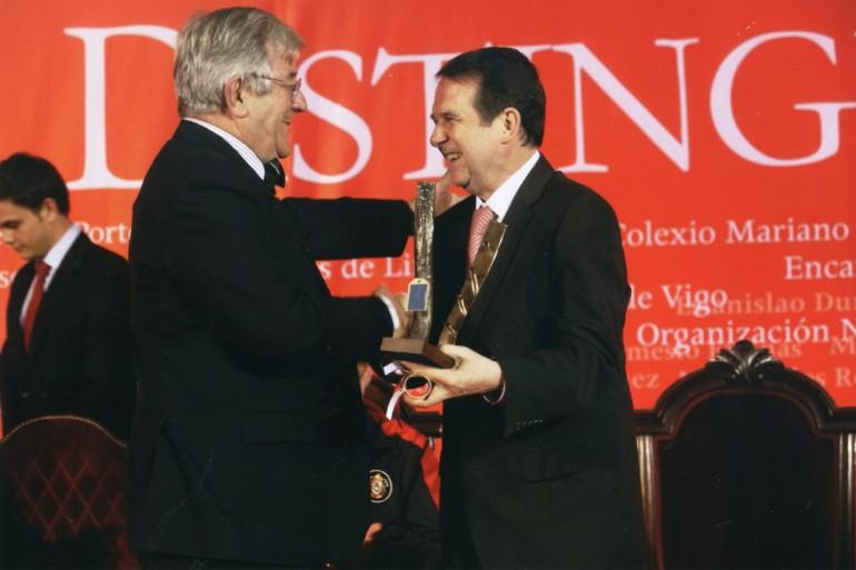 Reconquista 2009, nomeamento Vigueses Distinguidos e Medalla da Cidade - slide 8