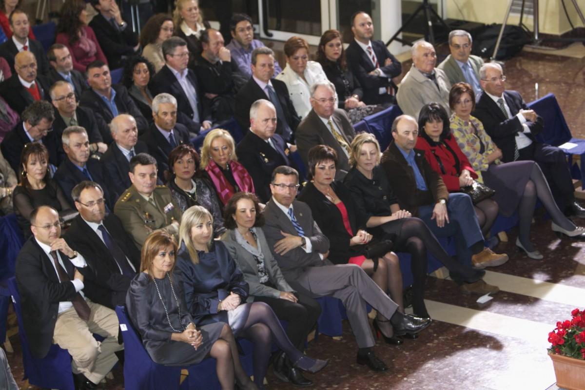 Reconquista 2010, nomeamento Vigueses Distinguidos e Medalla da Cidade - slide 15