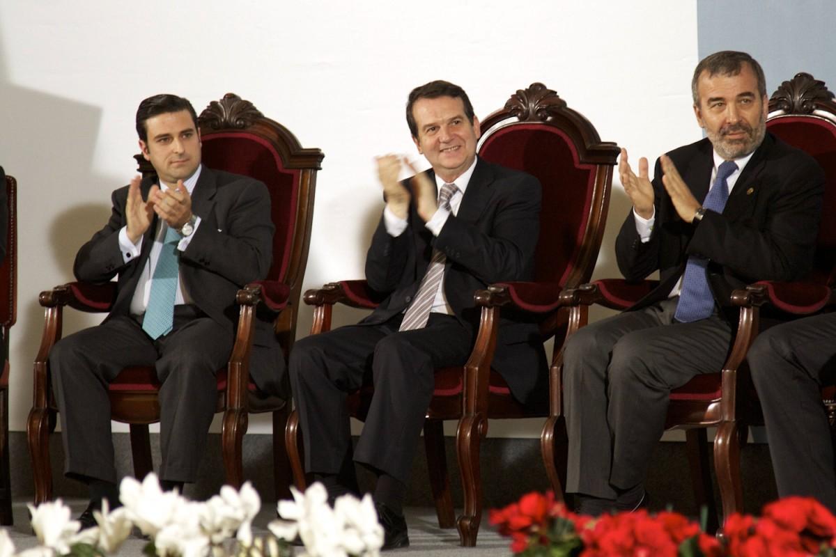 Reconquista 2010, nomeamento Vigueses Distinguidos e Medalla da Cidade - slide 17