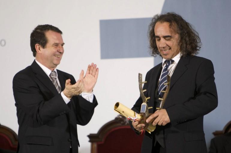 Reconquista 2010, nomeamento Vigueses Distinguidos e Medalla da Cidade - slide 19