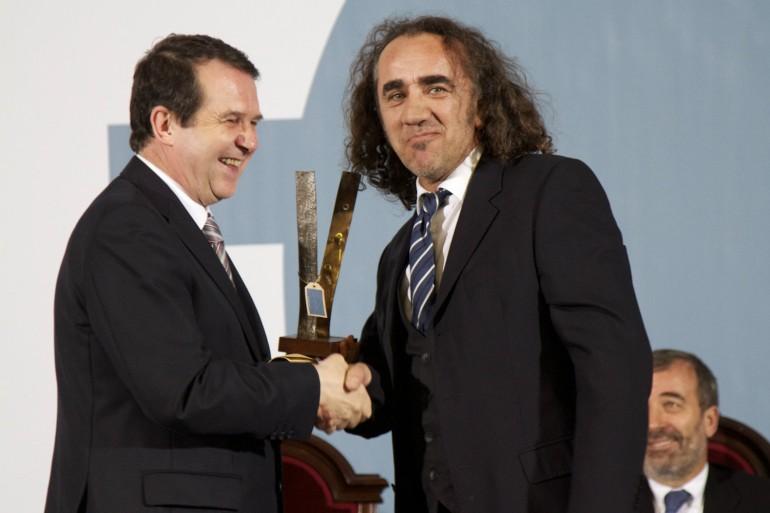 Reconquista 2010, nomeamento Vigueses Distinguidos e Medalla da Cidade - slide 11