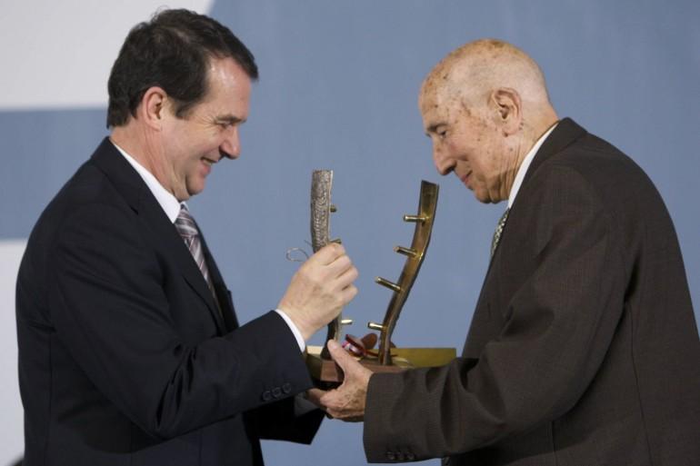 Reconquista 2010, nomeamento Vigueses Distinguidos e Medalla da Cidade - slide 2