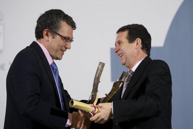 Reconquista 2010, nomeamento Vigueses Distinguidos e Medalla da Cidade - slide 3
