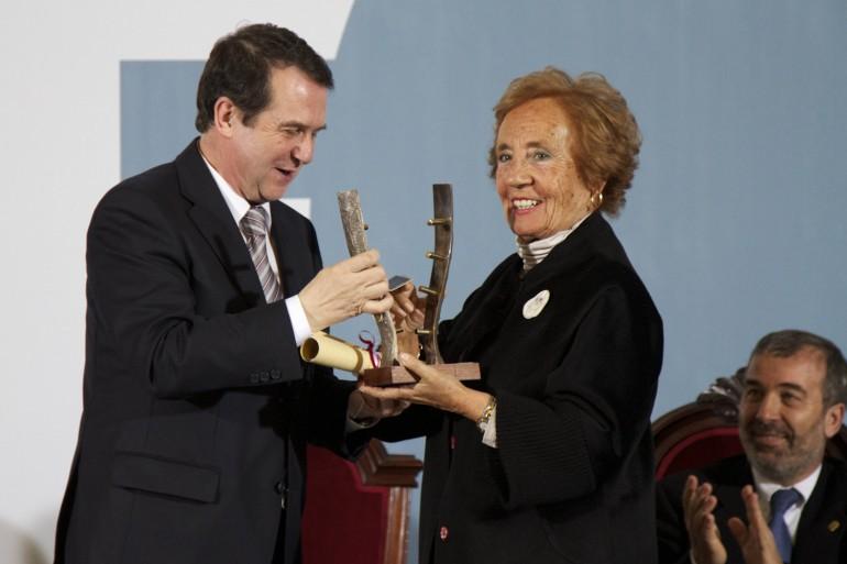 Reconquista 2010, nomeamento Vigueses Distinguidos e Medalla da Cidade - slide 4